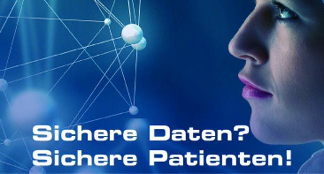 Sichere Daten, sichere Patienten