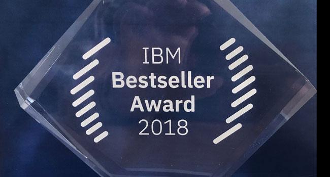 IBM Besteller Award