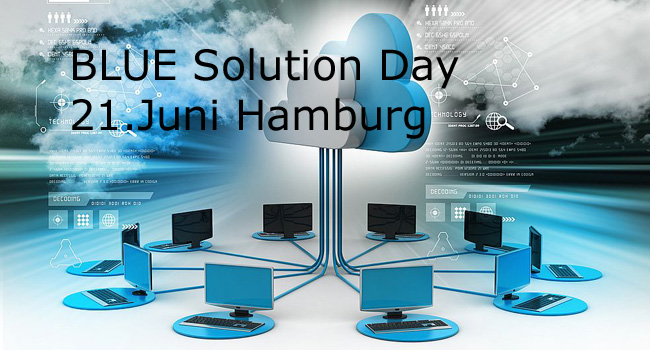 BLUE Solution Day