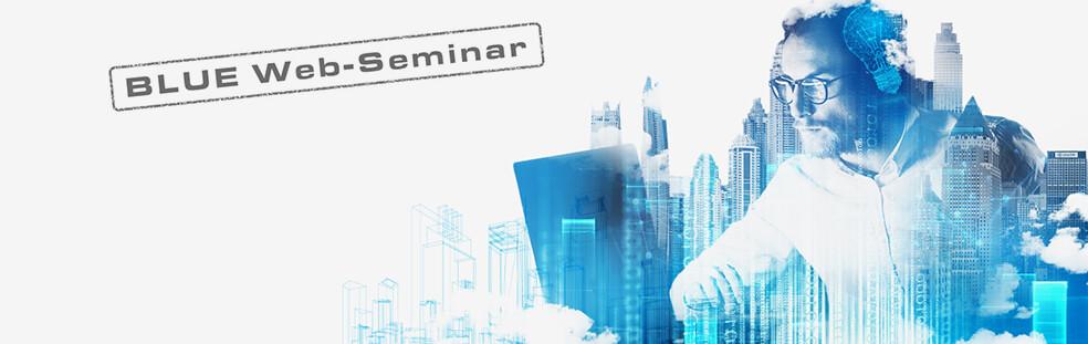 BLUE Web-Seminare